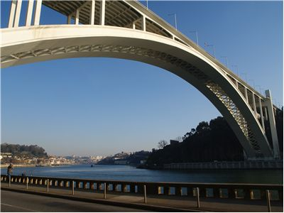 Picture Of Bridge In Porto