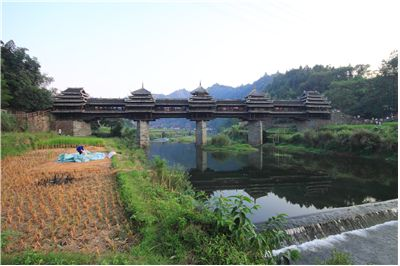 Chengyang Bridge West