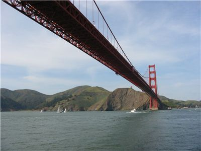 Picture Of Golden Gate Bridge Long Bridge