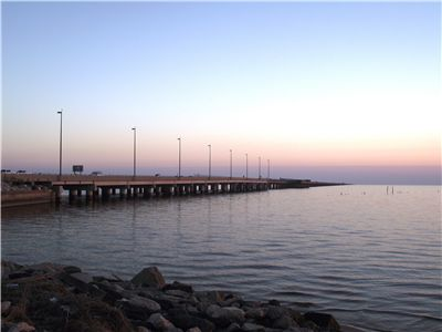 Picture Of Lake Pontchartrain Causeway