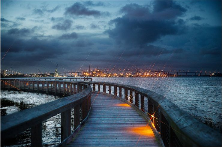 Picture Of North Charleston Riverfront