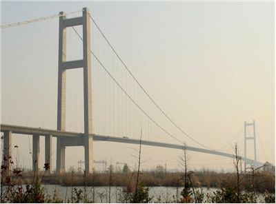 Picture Of Runyang Bridge