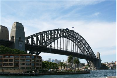 Picture Of Sydney Harbour Bridge Australia