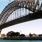Picture Of Sydney Harbour Bridge Famous