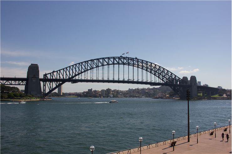 Picture Of Sydney Harbour Bridge
