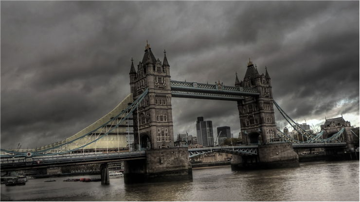 Picture Of Tower Bridge Historical Look